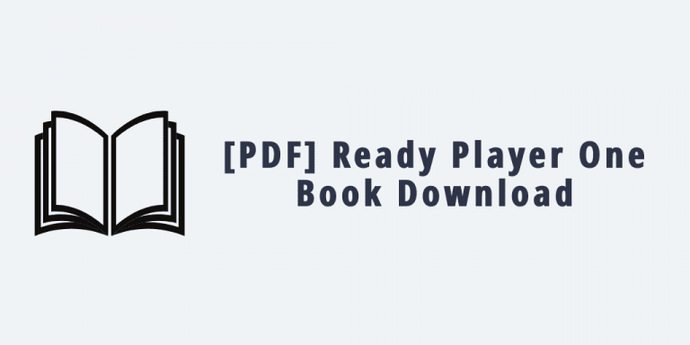 Ready Player One PDF Book Download